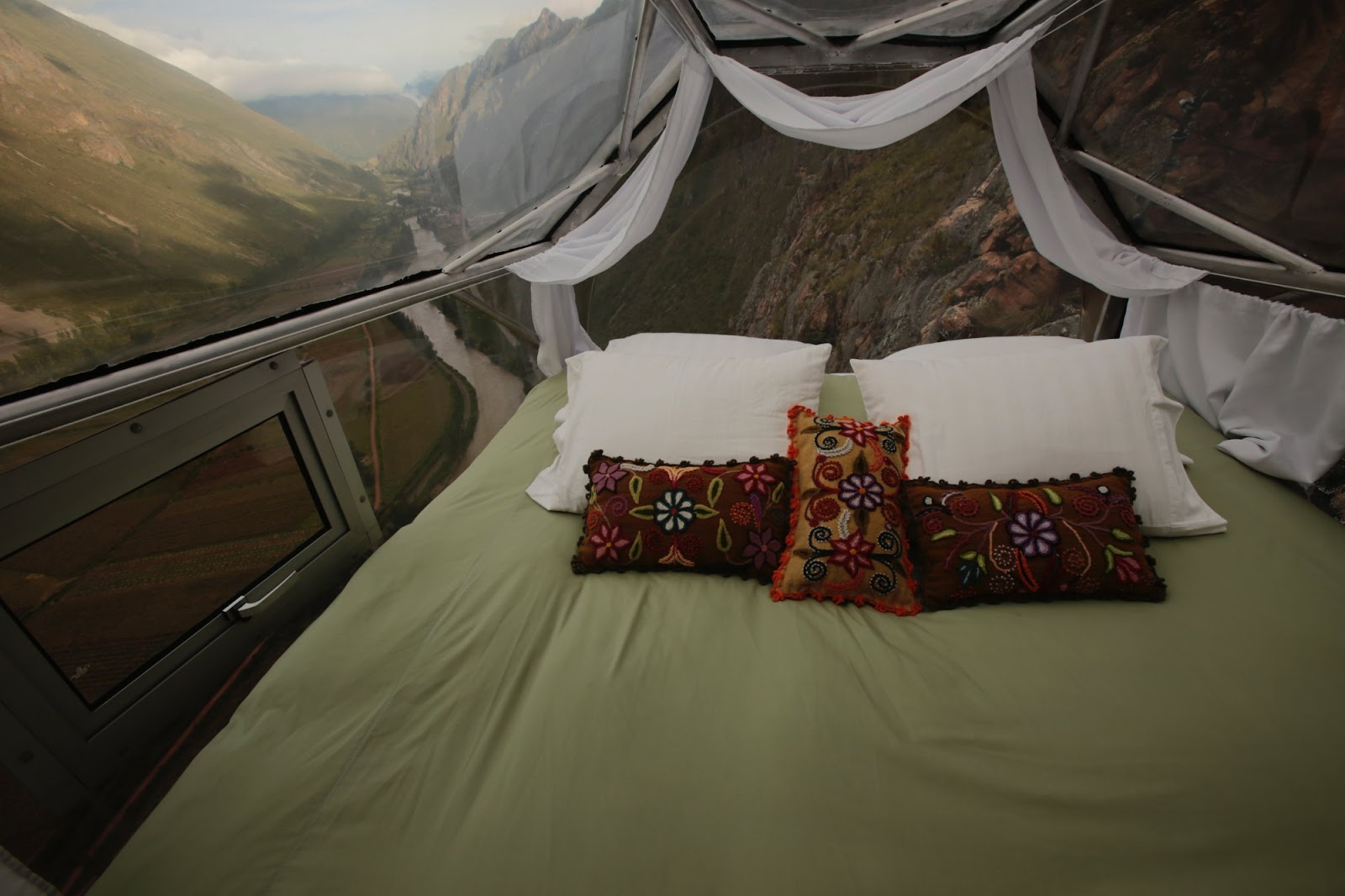Інтер'єр гірського готелю