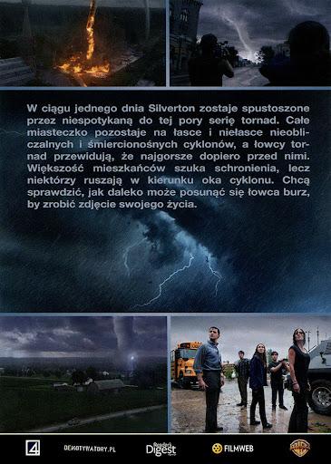 Tył ulotki filmu 'Epicentrum'