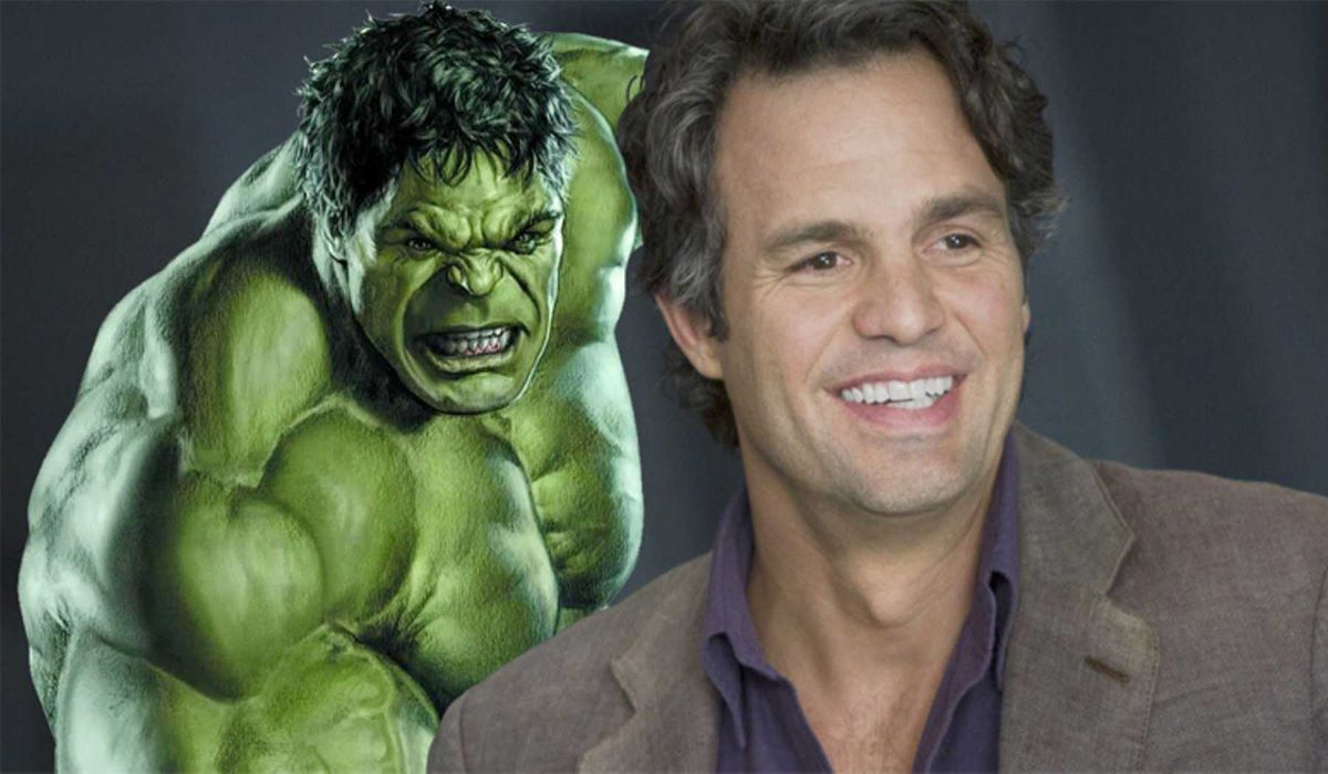 Hulk by Mark Ruffalo