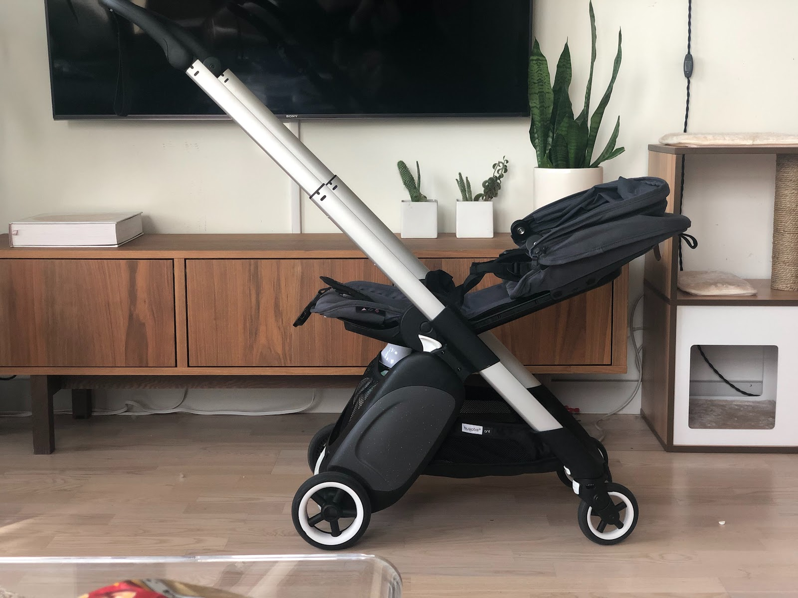 bugaboo ant stroller review: reversible