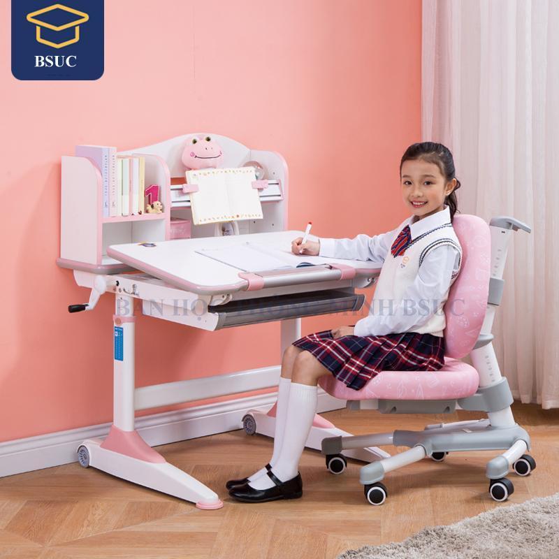 Bàn học sáng tạo cho trẻ đang là chọn lọc được phổ quát phụ huynh ham