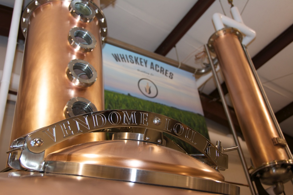 10 Top Whiskey Distilleries in and around Chicago and Whiskey Acres Distillery