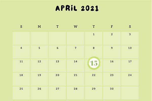 Tử vi ngày 15/04/2021