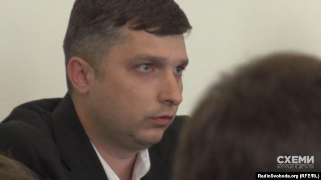 Співвласник ТОВ «Скомпані» Сергій Коренєв