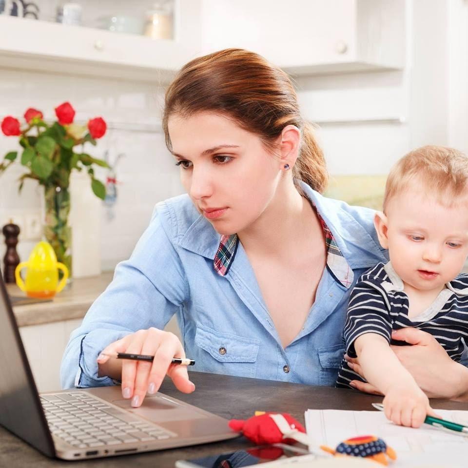 hình ảnh Những bí quyết tăng thu nhập cho mẹ bỉm sữa - số 2