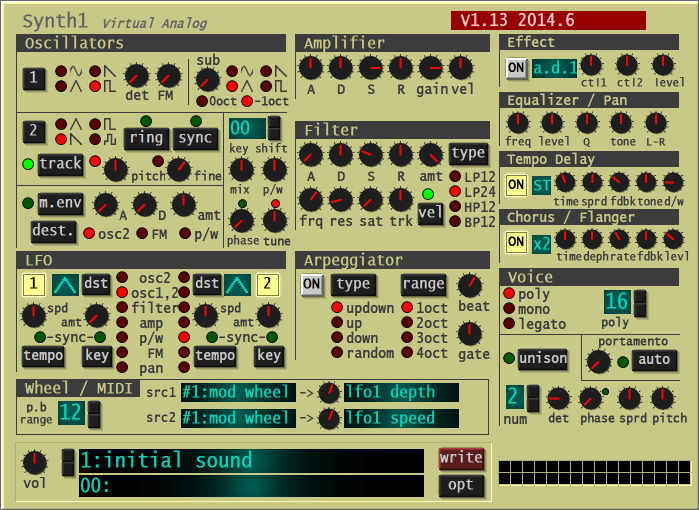free vst synth 1