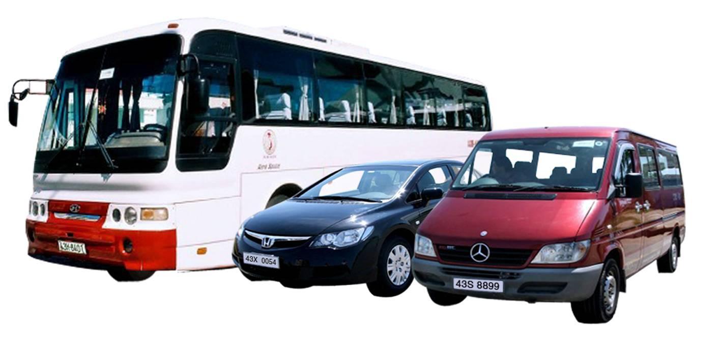 Cách để chọn lựa được dịch vụ xe du lịch giá rẻ tốt nhất