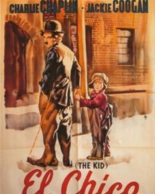 El chico (1921, Charles Chaplin)