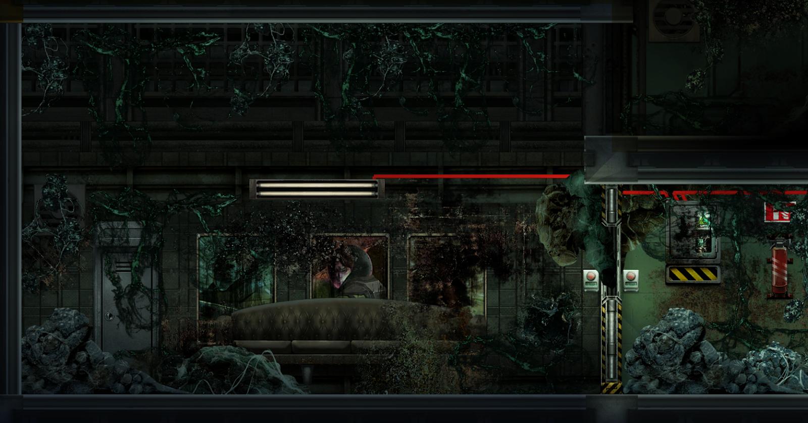 Barotrauma abandoned outpost interior
