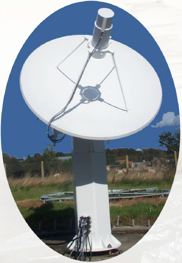 ground station antenna