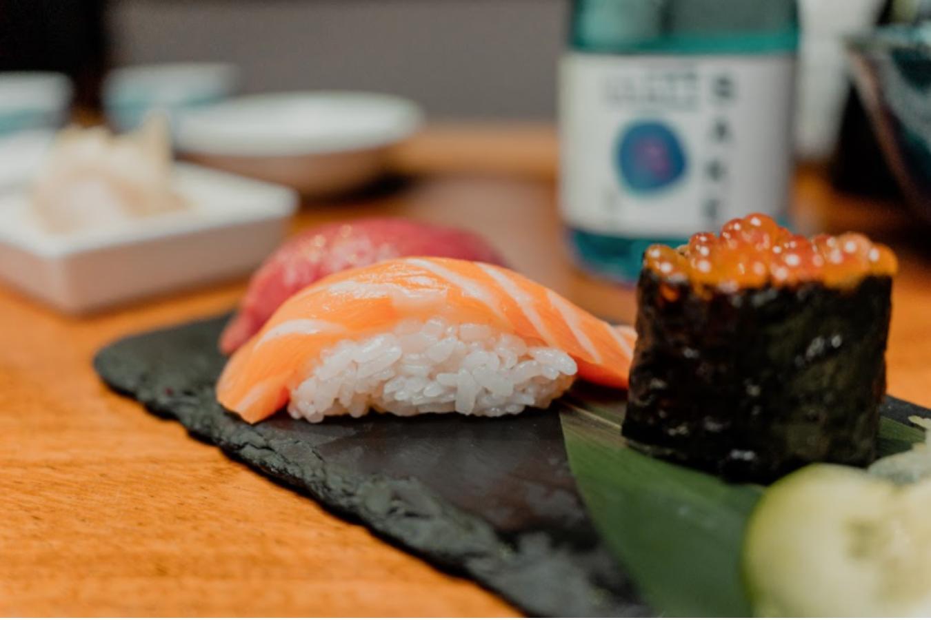 restaurante comida japonesa, comida japonesa