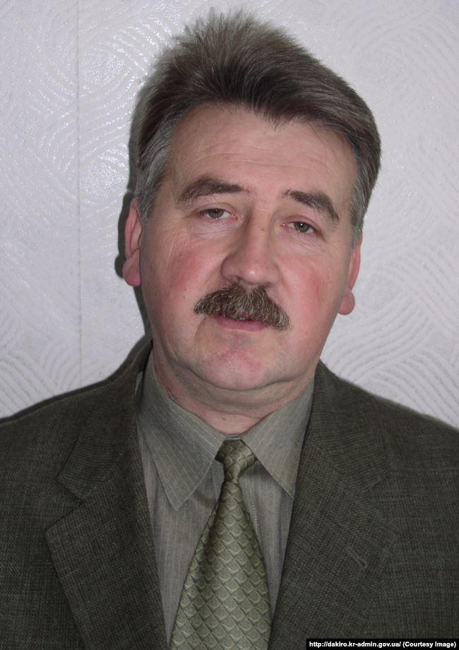 Іван Петренко, співробітник Державного архіву Кіровоградської області, історик-краєзнавець