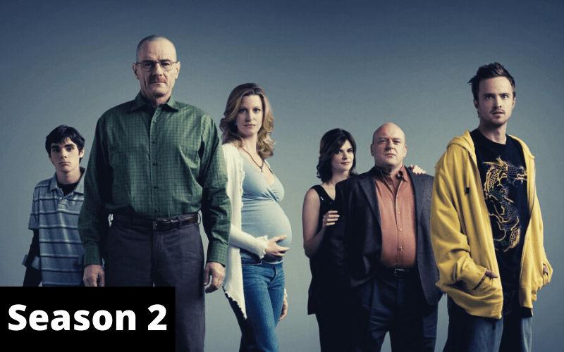 index of breaking bad season 2
