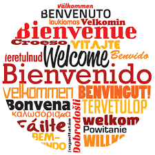 Image result for welcome in many different languages