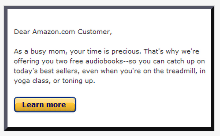 Amazon Mom's apology to a dad