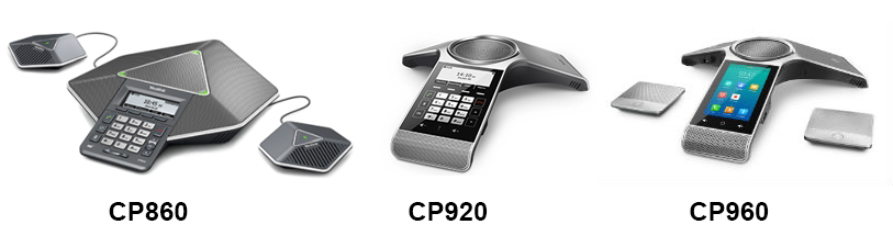 Auto Provision your Yealink CP series IP Phone for 3CX v15