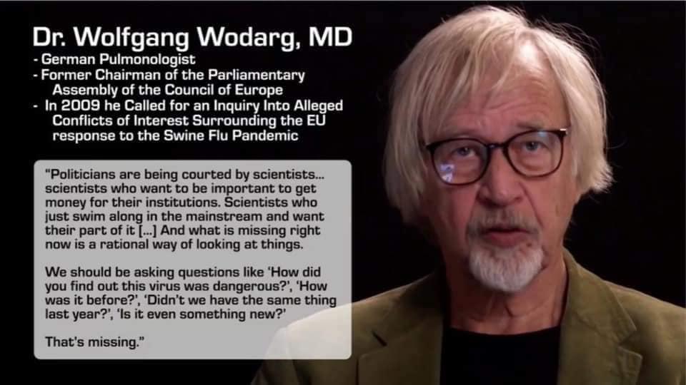 Dr Wolfgang Wodarg