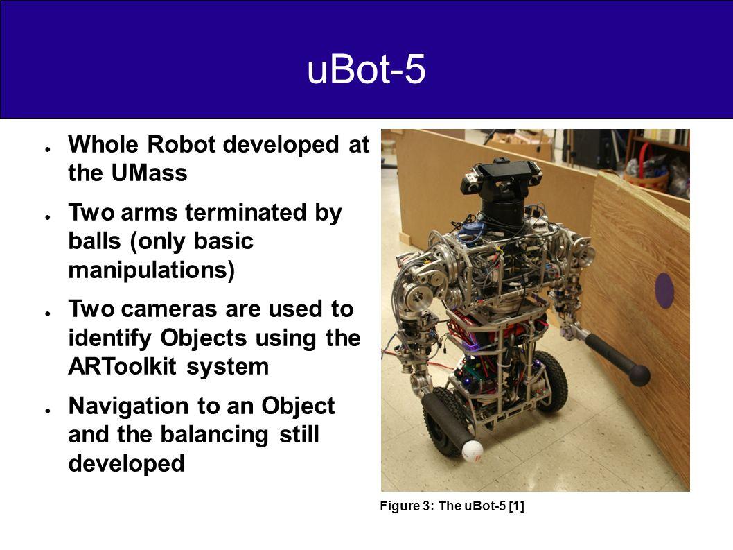Robot chăm sóc người già - uBOT-5