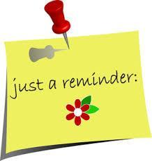 Image result for image for reminder