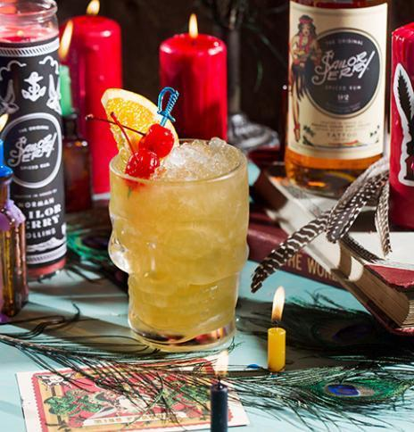 Hurricane Cocktail | Rum Cocktail Recipes | Sailor Jerry
