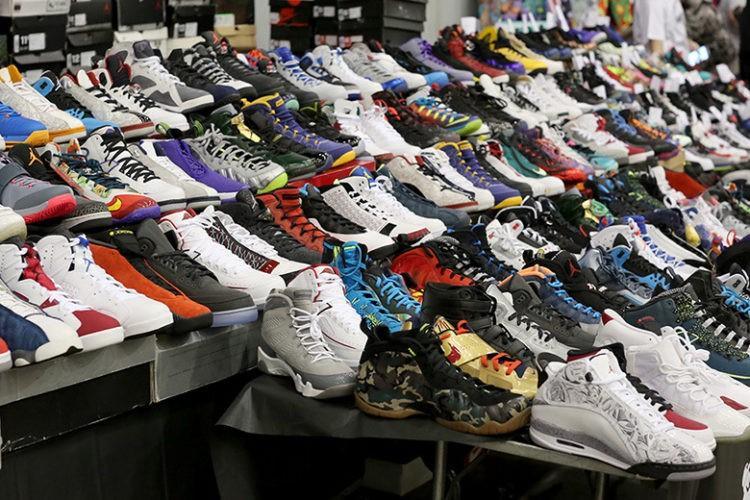 Xưởng giày giá rẻ Thiên Hương Shoes