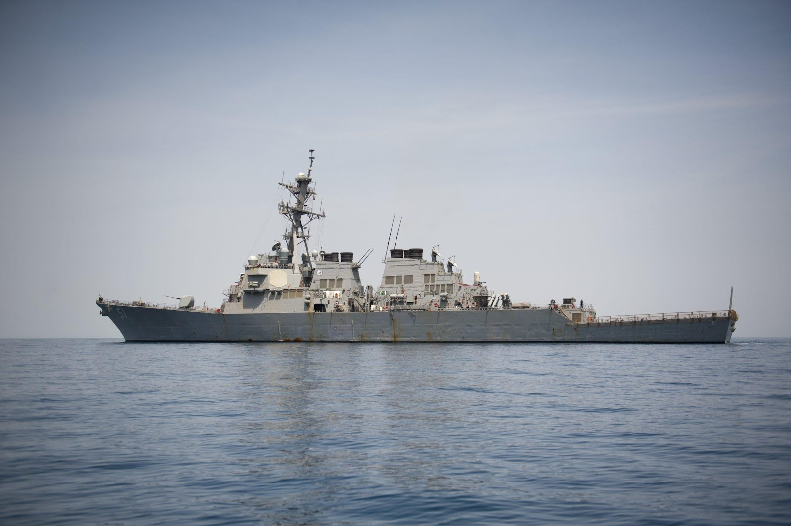 US Navy CNO outlines next-generation destroyer and submarine specifications