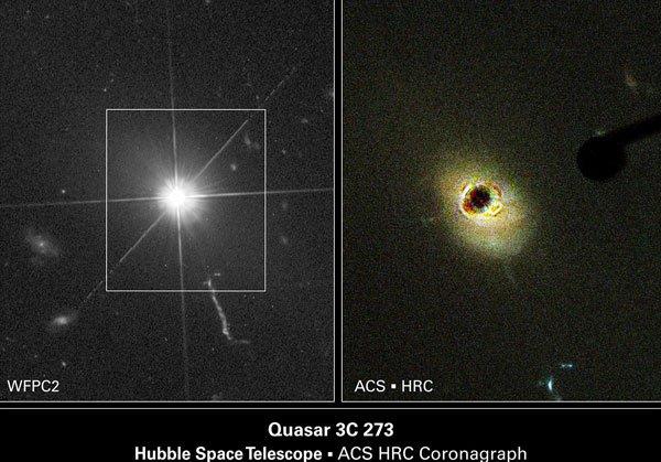 Hố đen sáng nhất