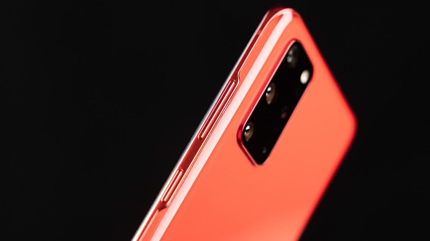 首發 韓國才有的紅色 S20+ 5G 開箱