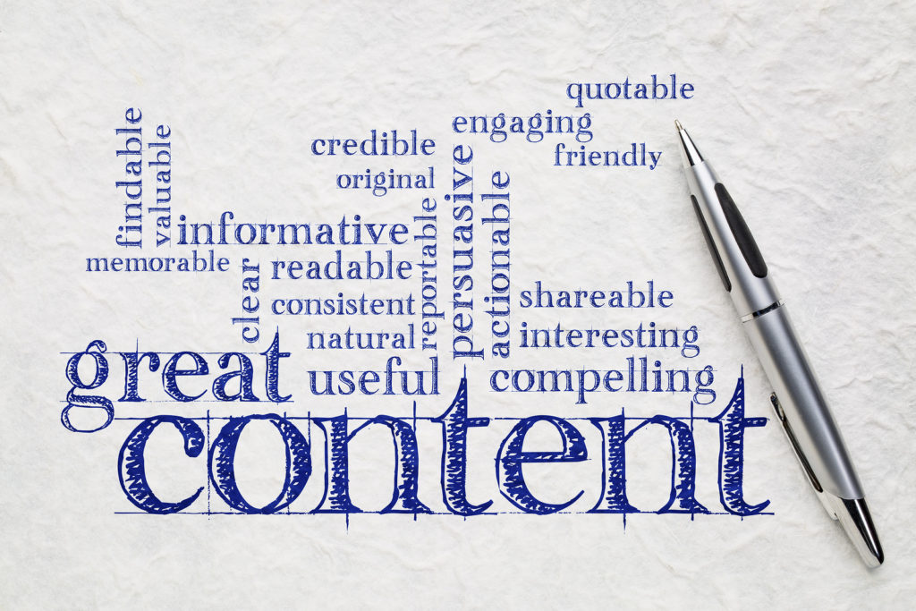how to make great blog content