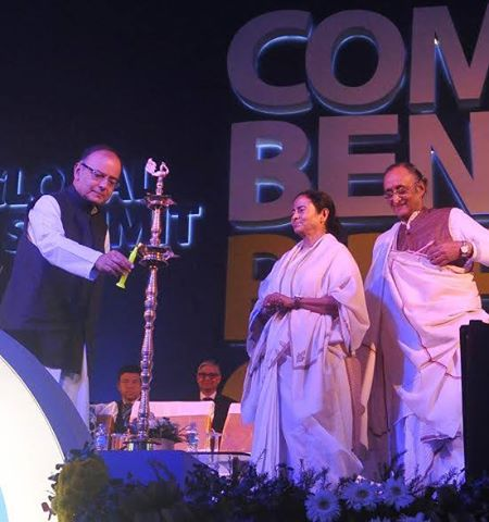 Mamata Banerjee's photo.