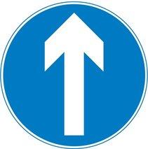 arrow up sign