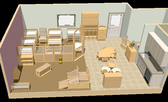Sample Infant C 3D