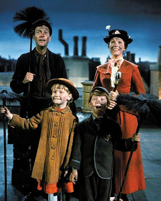Mary Poppins 1964 Cast
