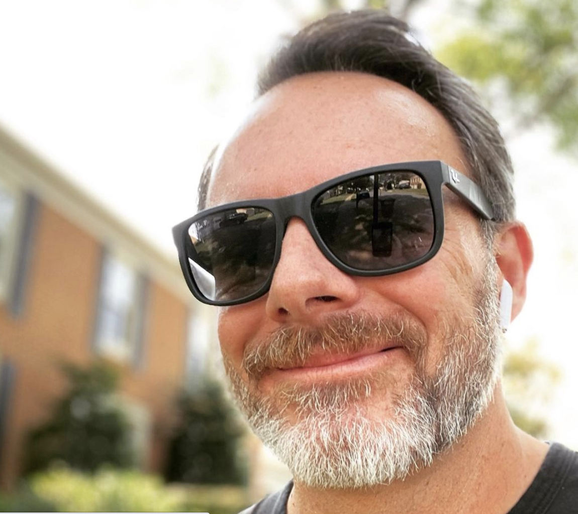 Lars Schmidt   Wearing dark shades and smiling   HR Influencers on Afluencer