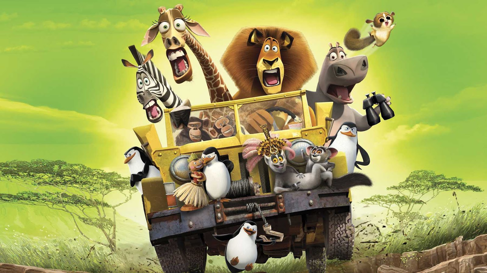 Madagascar: Escape 2 Africa Review | Movie - Empire