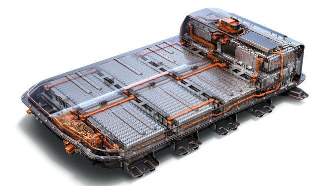 Image result for eV battery pack