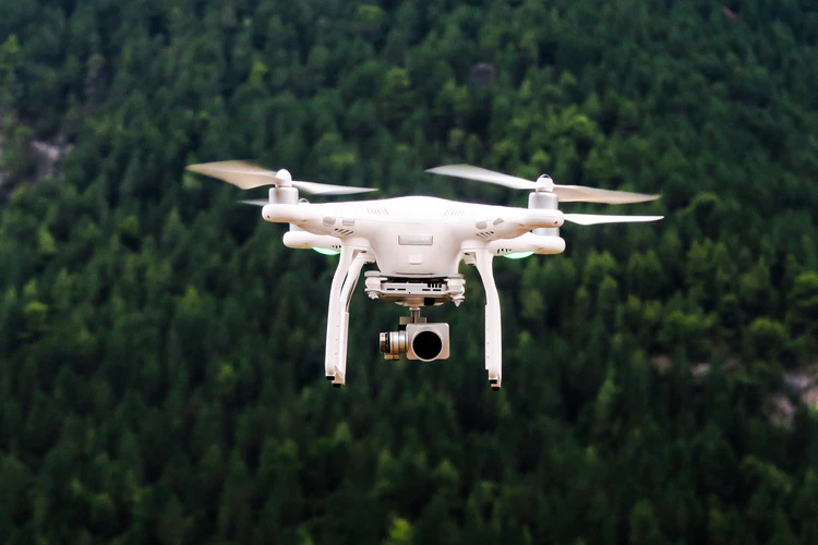 NPNT drones by DJI