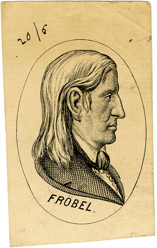 Revolutionary teachers: Friedrich Froebel