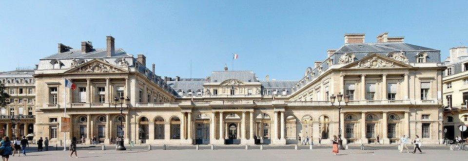 Council Of State, France, Government, Palais Royale