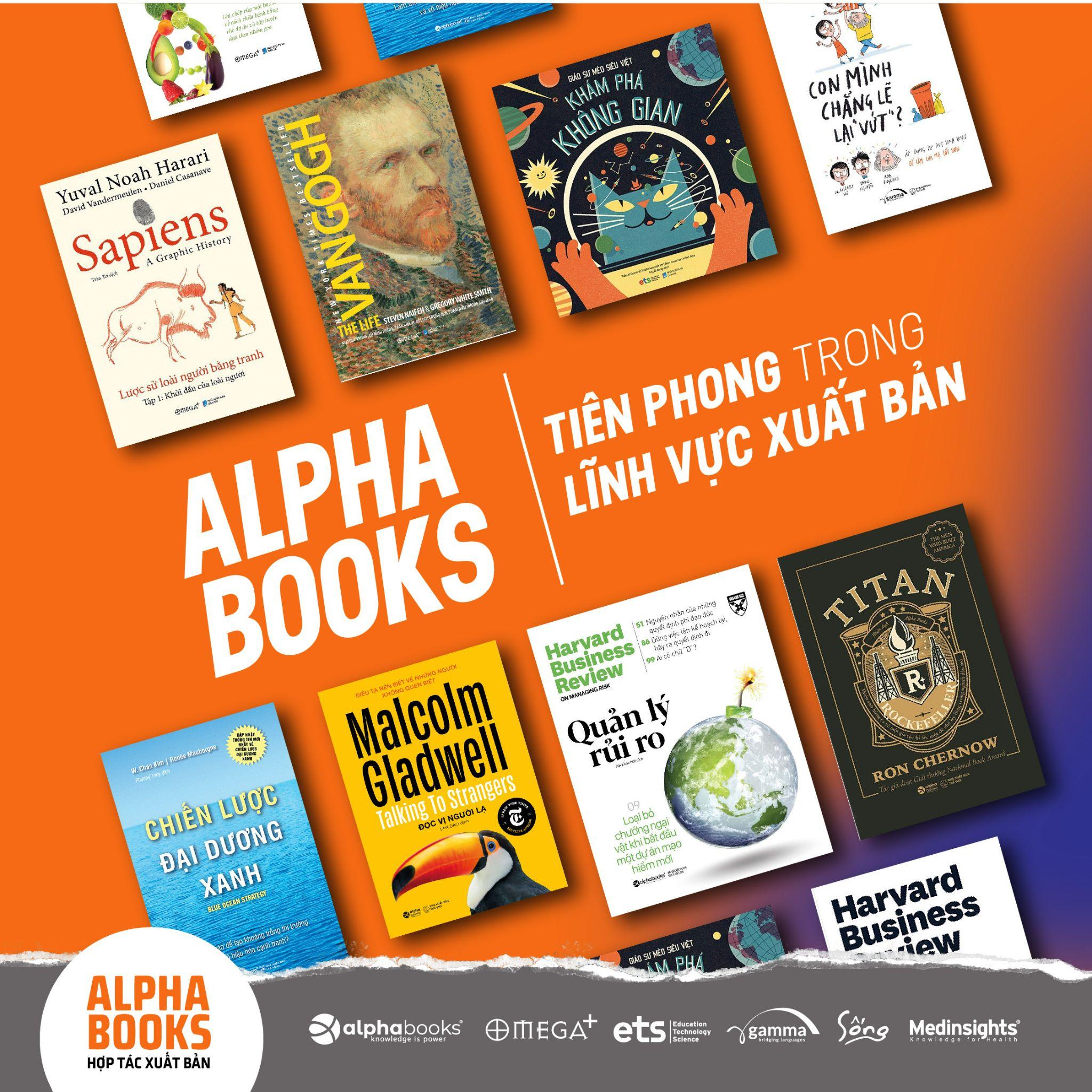 dich vu xuat ban sach Alpha Books