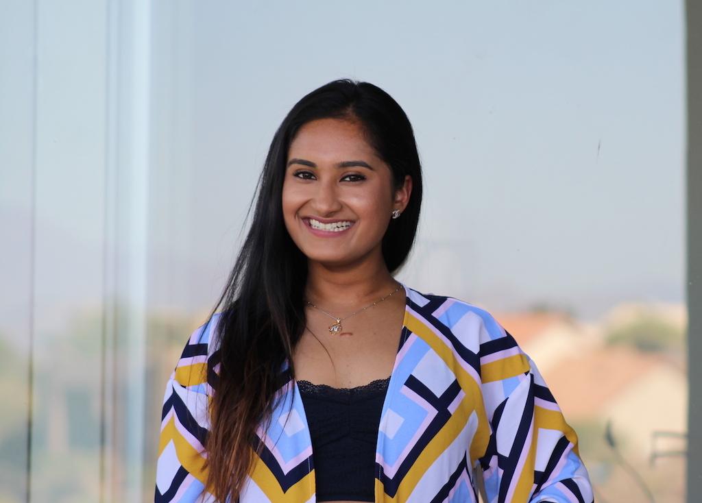 Nikita Gupta - Founder & CEO of Symba headshot