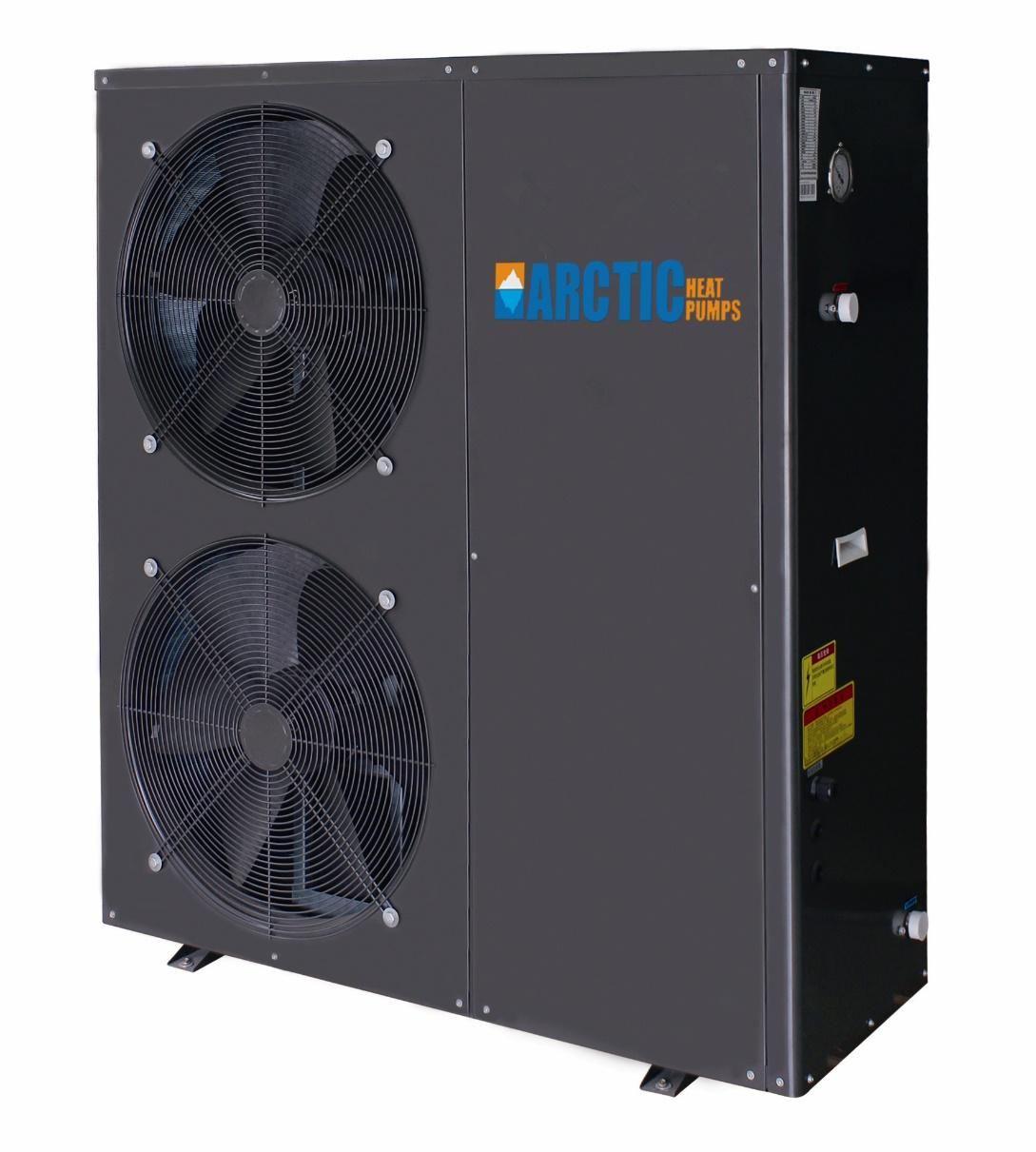 Arctic Hydronic Air To Water Heat Pump 48 000 Btu With