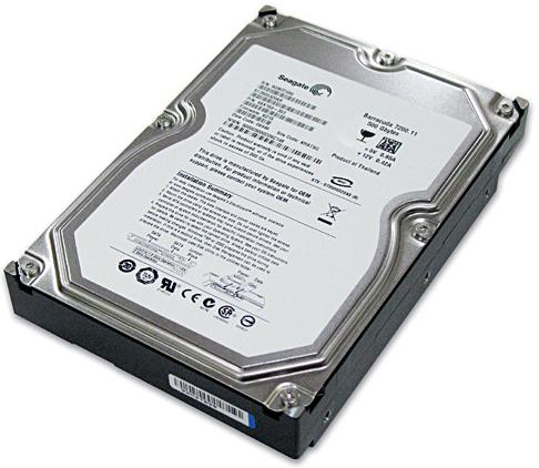 Seagate Barracuda ST500DM002