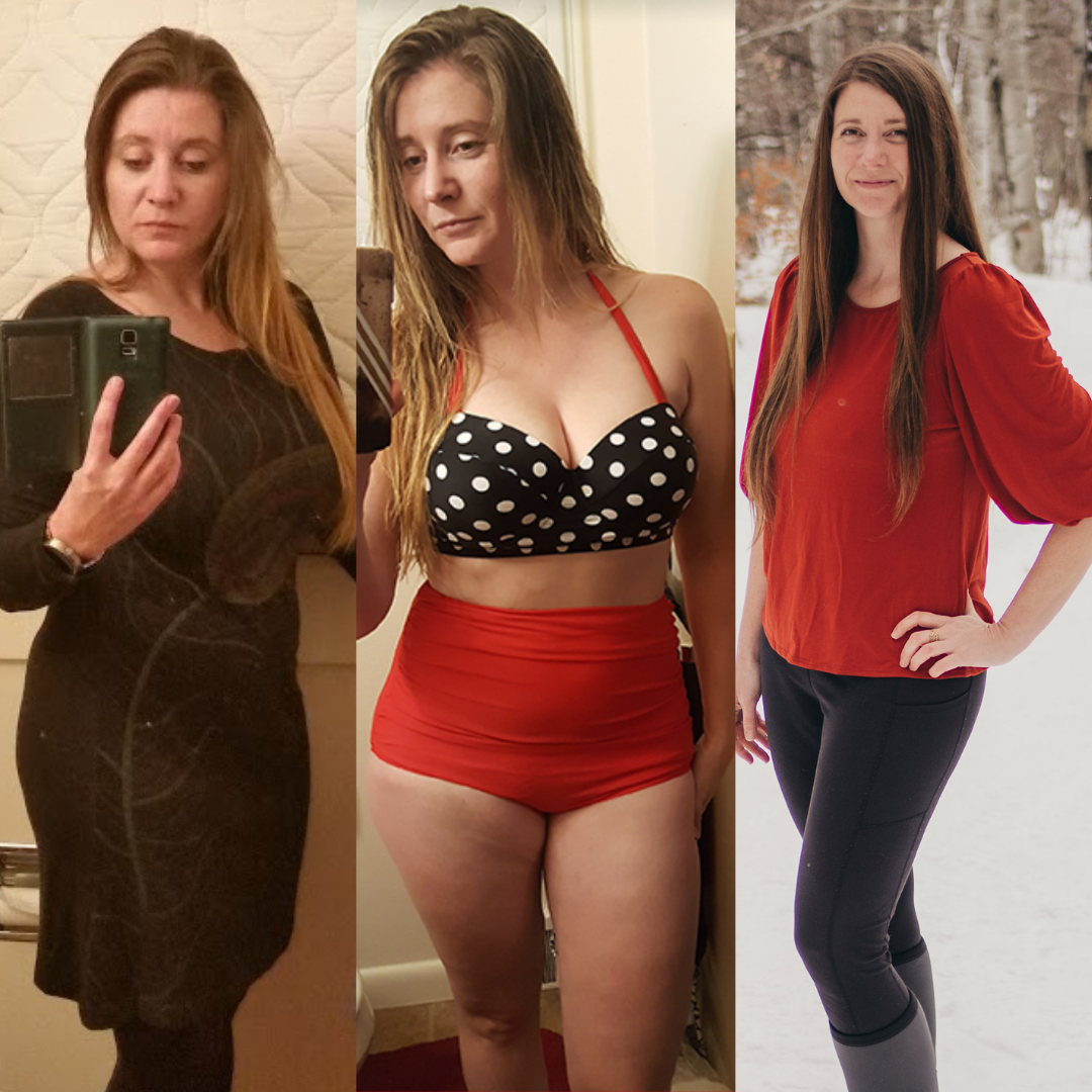 Heather weight loss story
