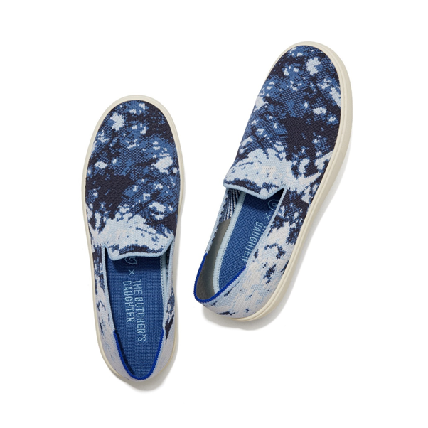 Rothy's Sneakers Shibori