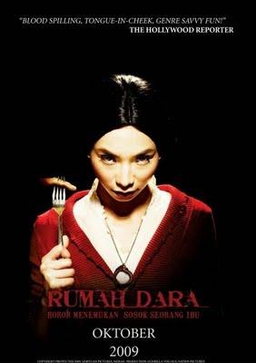 Indonesian Horror Movie: Rumah Dara