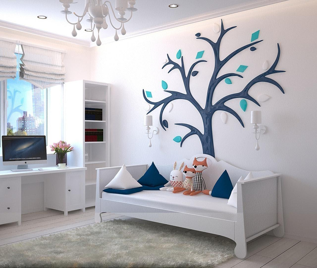 Ragam Cara Menghias Kamar Yang Mudah Cara menghias kamar kecil
