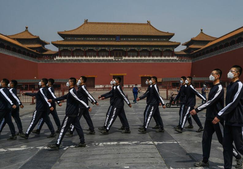 coronavirus pandemia china regresa a la normalidad beijing 30 abril 2020 1211391499