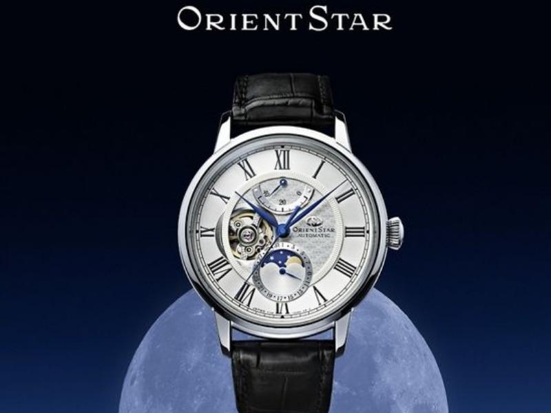 Orient- cái tên đã quá quen mặt với những người yêu thích đồng hồ