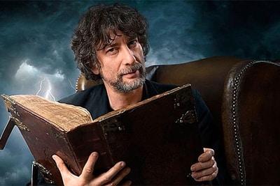 """Neil Gaiman  es el autor de """"Mitos nórdicos"""""""